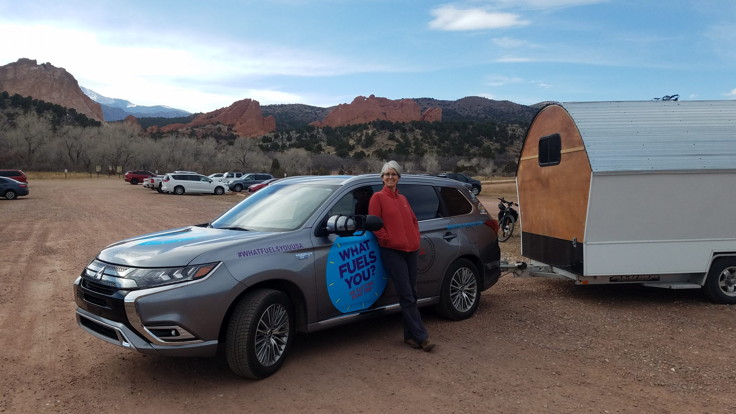 What Fuels You: Electric Road Trip & Mitsubishi Outlander PHEV Review