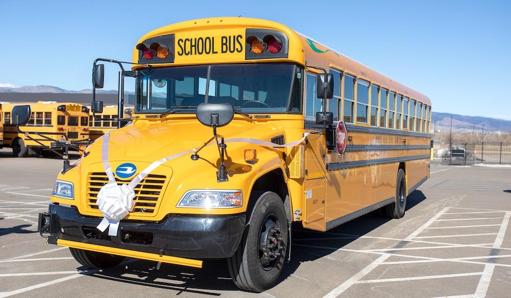 Boulder Valley School District Adds Electric Bus to Fleet
