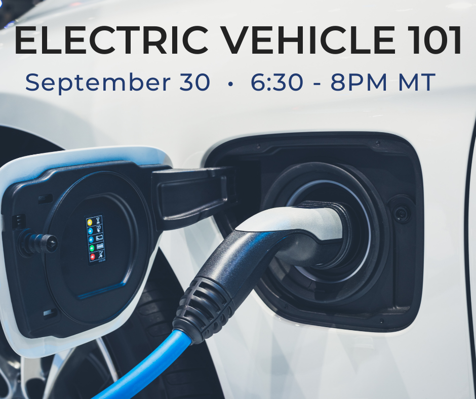 National Drive Electric Week EV 101 Recap