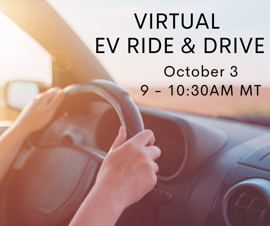 National Drive Electric Week Virtual EV Ride & Drive Recap