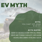 Myth Buster: You can't off road in an EV
