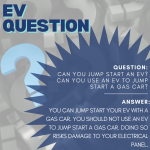 EV Question: Can you jump start an EV?