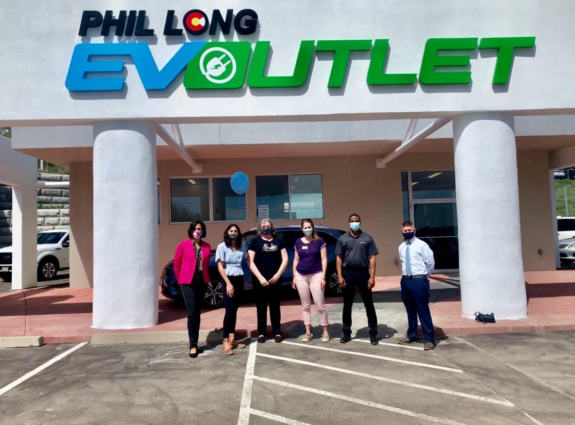 Phil Long EV Outlet – Colorado's First Used EV Dealership