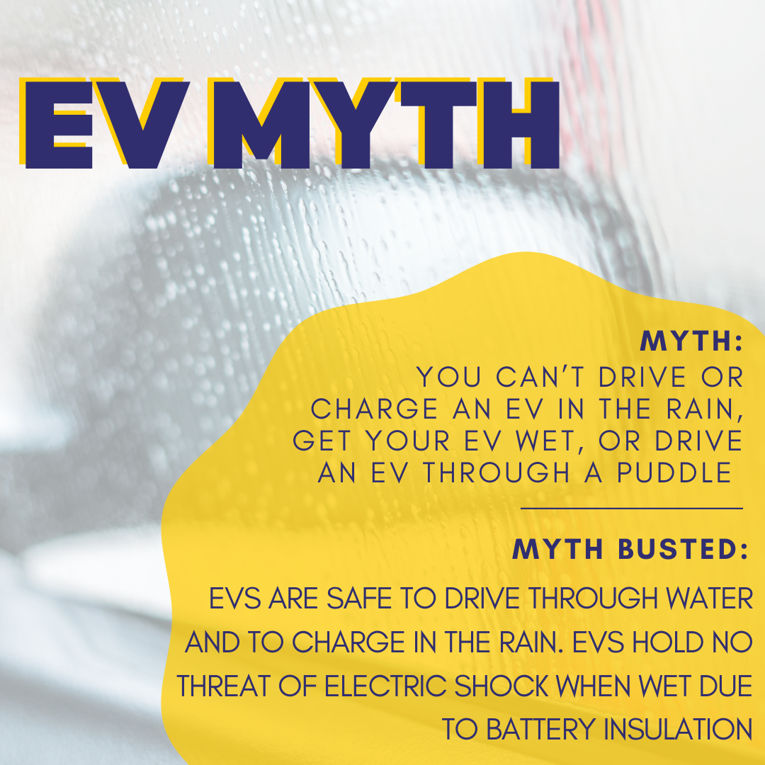 Myth Buster: Your EV Won't Function in Water