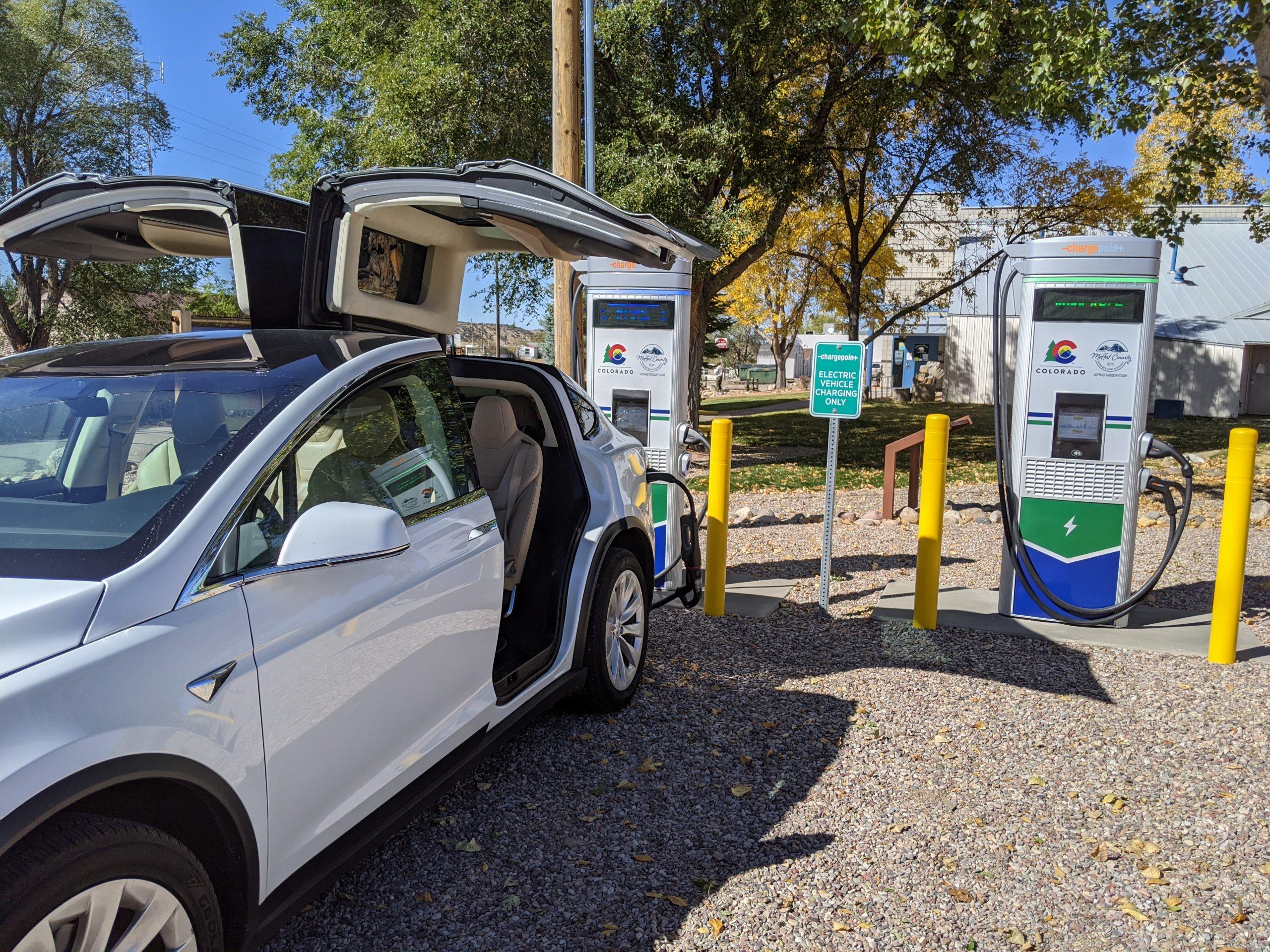 Colorado Fast Charging Corridor