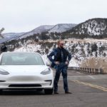 Ride Share Driving with a Tesla Model 3
